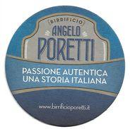 SO005 - SOTTO BICCHIERE BIRRIFICIO ANGELO PORETTI - Sous-bocks