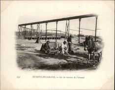 Campagne DUGUAY-TROUIN 1902-1903 - Expédition - ARGENTINE - Puerto Belgrano - Arsenal Maritime - Argentine