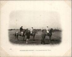Campagne DUGUAY-TROUIN 1902-1903 - Expédition - ARGENTINE - Puerto Belgrano - Commission Des Vivres - Argentine