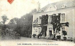 - Dpts Div.-ref-VV861- Loir Et Cher - Selles Sur Cher - Les Ormeaux - Propriete - Proprietes - Chateaux - - Selles Sur Cher
