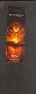Marque Page BD Edition BD MUST Par ALICE Pour 3e TESTAMENT - Marque-pages