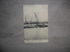 Zeebrugge  :  Le Caisson Du Musoir - Zeebrugge