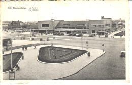 Blankenberge - CPA -  La Gare - De Statie - Blankenberge
