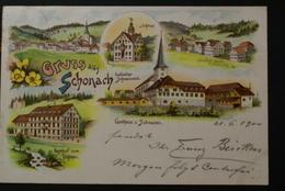 Gruss Aus Schonach - Allemagne