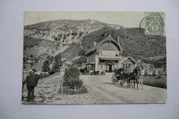 CPA 65 HAUTES PYRENEES LOURDES. Pic Du Jer. 1907. - Lourdes
