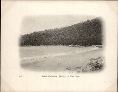 Campagne DUGUAY-TROUIN 1902-1903 - Expédition - BRESIL - Sainte-Catherine - - Brésil