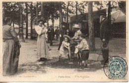 75 PARIS VECU  A La Fontaine - France