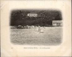 Campagne DUGUAY-TROUIN 1902-1903 - Expédition - BRESIL - Sainte-Catherine - Rembarquement Des Marins - Brésil
