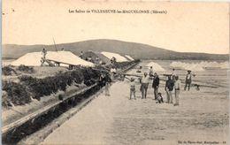 34 - VILLENEUVE Les MAGUELONNE --  Les Salins - France