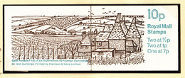 GROOT-BRITTANNIË - Michel - 1971/75 - Nr 561C + 562C + 667C ( H-Blatt 82) - MNH** - Carnets