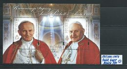 POLEN MICHEL SATZ 4666,4667 BLOCK NR. 222 Gestempelt Siehe Scan - Used Stamps