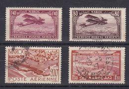 POSTE AERIENNE - V/IMAGE - Maroc (1956-...)