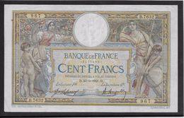 France 100 Francs Luc Olivier Merson - 23-5-1921 - Fayette N° 23-14  - TTB - 1871-1952 Antiguos Francos Circulantes En El XX Siglo