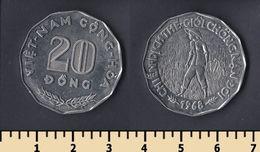 Vietnam 20 Dong 1968 - Viêt-Nam