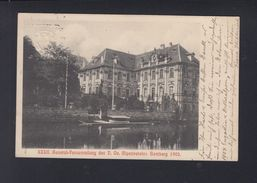Bayern Bild-PK General-Versammlung Deutsch-Österreichischer Alpenverein Bamberg 1905 - Bayern