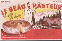 """BUVARD """"FROMAGE LE BEAU PASTEUR"""" - Food"""