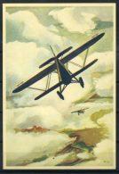 Editoriale Aereonautica 1940 Cartolina 100% Nuova, Guerra Di Spagna - 1939-1945: 2nd War