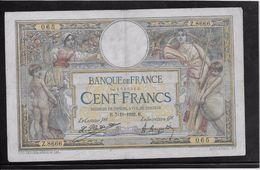 France 100 Francs Luc Olivier Merson - 7-11-1922 - Fayette N° 23-15  - TB - 1871-1952 Anciens Francs Circulés Au XXème