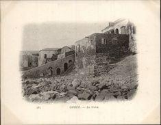 Campagne DUGUAY-TROUIN 1902-1903 - Expédition - DAKAR - SENEGAL - Gorée - - Bateaux