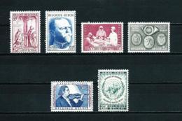 Bélgica  Nº Yvert  1011-1037/8-1046-1063-1089  En Nuevo - Belgien