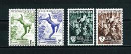 Bélgica  Nº Yvert  969/70-971/2  En Nuevo - Belgien