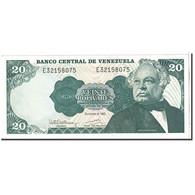 Venezuela, 20 Bolivares, 1992, 1992-12-08, KM:63d, NEUF - Venezuela