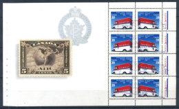 Canada 1990 Minifoglio 80% Usato Post Canadese - Blocks & Sheetlets
