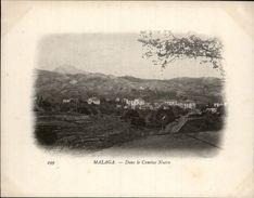 Campagne DUGUAY-TROUIN 1902-1903 - Expédition - MALAGA - ESPAGNE - - Málaga