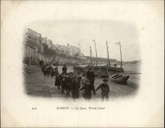 Campagne DUGUAY-TROUIN 1902-1903 - Expédition - MAHON - BALEARES - ESPAGNE - Menorca