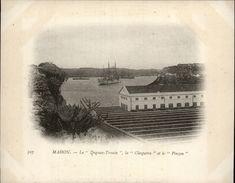 Campagne DUGUAY-TROUIN 1902-1903 - Expédition - MAHON - BALEARES - ESPAGNE - VOILIERS - Menorca