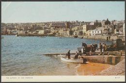 The Slipway, St Ives, Cornwall, C.1970 - Jarrold Postcard - St.Ives