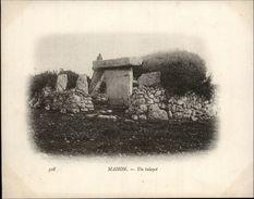 Campagne DUGUAY-TROUIN 1902-1903 - Expédition - MAHON - BALEARES - ESPAGNE - Talayot - Menorca