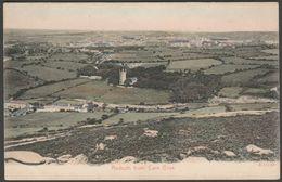 Redruth From Carn Brea, Cornwall, C.1905-10 - Stengel Postcard - England