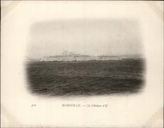 Campagne DUGUAY-TROUIN 1902-1903 - Expédition - MARSEILLE - Chateau D'If - Château D'If, Frioul, Iles ...