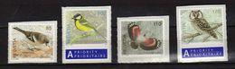 Switzerland/Suisse/Helvetia 2007 Birds - Self-Adhesive. MNH - Ongebruikt