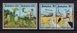 Jamaica 1988, Birds, Complete Set, MNH. Cv 20 Euro - Giamaica (1962-...)