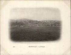 Campagne DUGUAY-TROUIN 1902-1903 - Expédition - MARSEILLE - Estaque - L'Estaque
