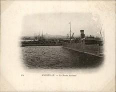 Campagne DUGUAY-TROUIN 1902-1903 - Expédition - MARSEILLE - Bassin National - Marseille