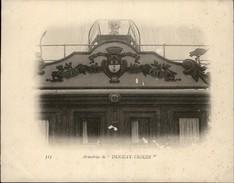 Campagne DUGUAY-TROUIN 1902-1903 - Expédition - MARSEILLE - Armoiries De Douguay-Trouin - Marseille