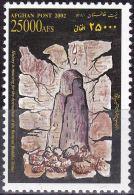 Afghanistan 2002 Stamps Destruction Of Buddha Bamiyan Unesco World Heritage - Bouddhisme