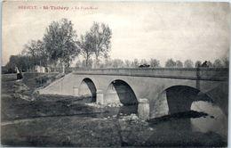 34 - SAINT THIBERY --  Le Pont Neuf - France