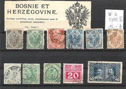 LOT DIVERS NUM - V/IMAGE - Bosnie-Herzegovine