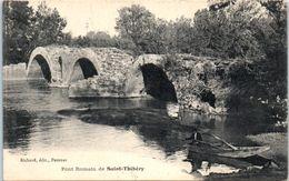 34 - SAINT THIBERY -- Pont Romain - Other Municipalities