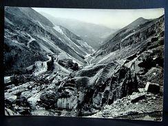 (FG.A34) LE CAVE DI CARRARA (MASSA CARRARA) VIAGGIATA 1958 - Carrara