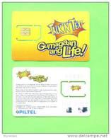 PHILIPPINES - Mint/Unused SIM Chip Phonecard/Gumagan Ang Life Chip 1 - Philippines