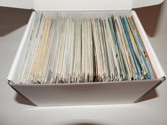 Kiste Ansichtskarten (über 500 St.) Ak-Sammlung, Lot / Sammlung Ansichtskarten, Sammlung Europa U. Weltweit - Mind. 2 Kg - Cartes Postales