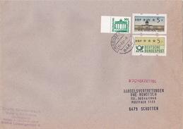 Bücherzettel Von Linsengericht (L195) - [7] Repubblica Federale
