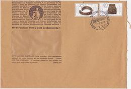Brief Von Grossalmerode (L198) - [7] Federal Republic