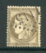 FRANCE- Y&T N°56- GC 1115 (CONNERRE 71) - Marcophilie (Timbres Détachés)