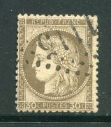 FRANCE- Y&T N°56- GC 1115 (CONNERRE 71) - Storia Postale (Francobolli Sciolti)